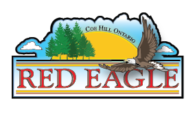 Camp Red Eagle Logo